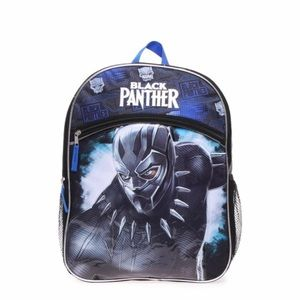 "New 16"" Black Panther backpack"